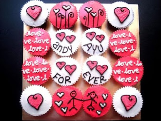 Lovey Cupcakes (16pc)