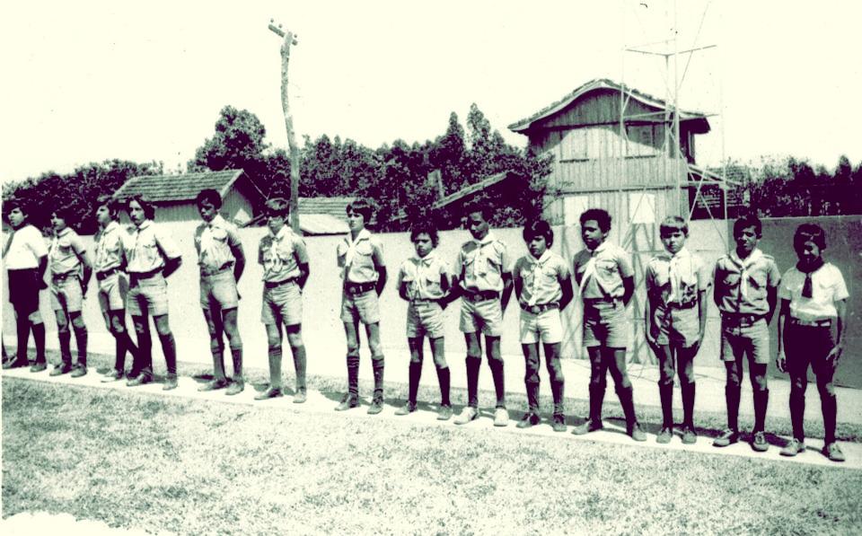 Tropa Marajoara do GEMAR 1973