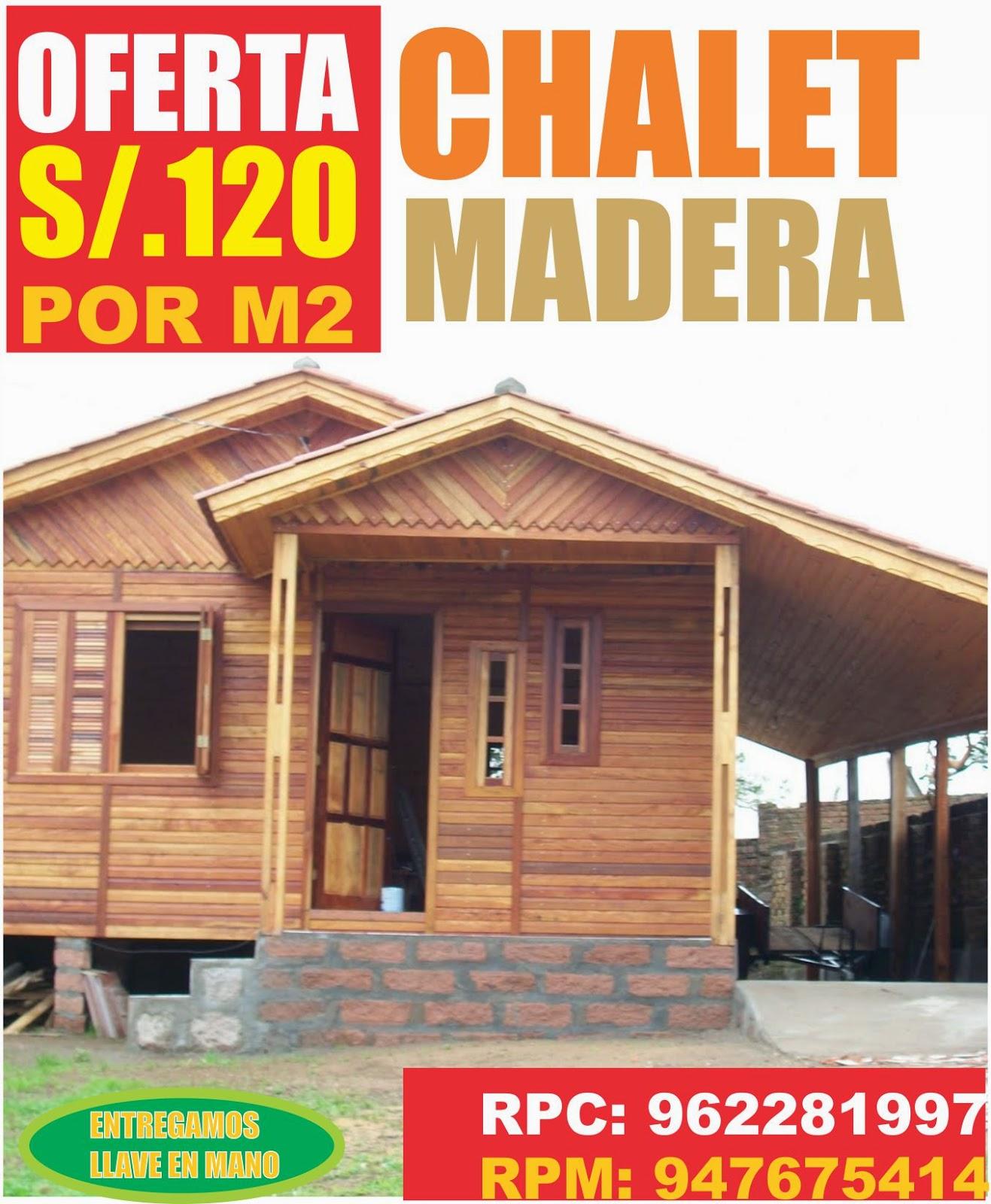 Casas prefabricadas casas prefabricadas modelos dise os - Casas de campo madera ...