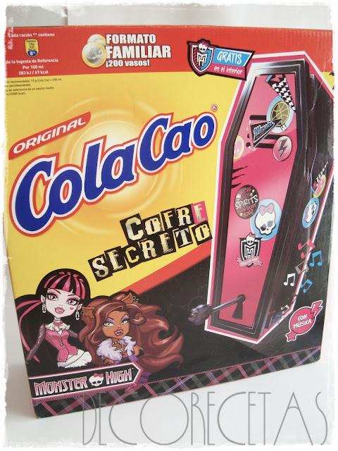 Concurso Cola Cao!!!