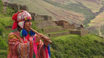 Inca peru