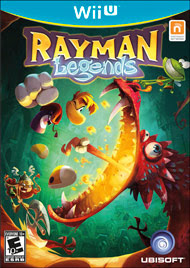 Rayman Legend Wii U Games FREE DOWNLOAD