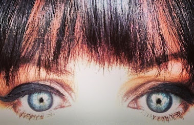 'Eyes are the windows to your soul'