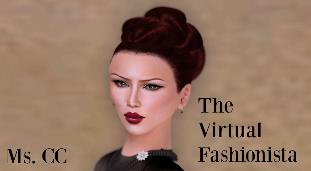 Ms. CC, The Virtual Fashionista