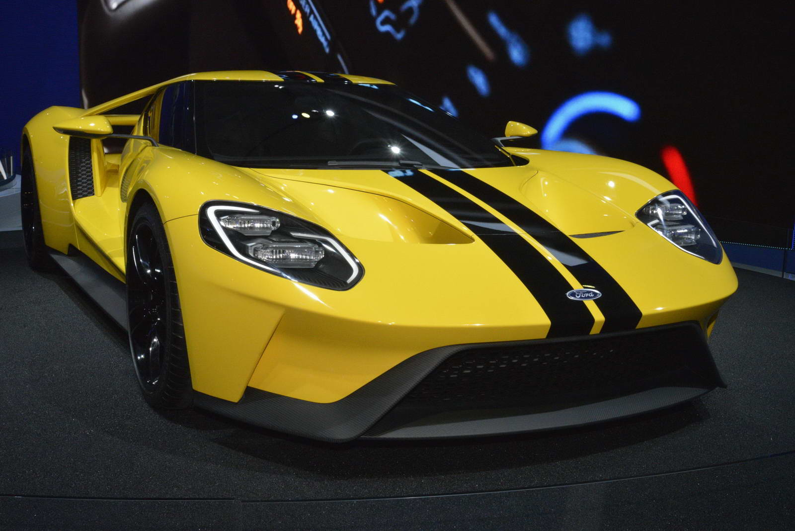 2017 Ford GT: Top 10 Color Combinations From The New Ford GT ...