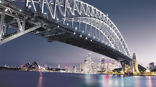 Австралия Сидней Мост