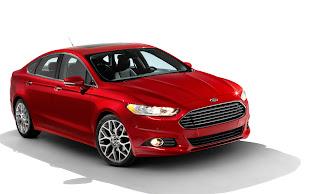Ford usagé, montréal québec: fusion 2013 en rouge, automne 2012