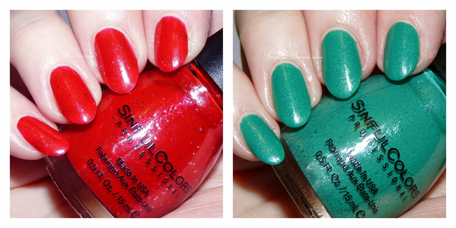 Lacquer Reverie: My New Sinful Colors Picks! Embers Only and ...