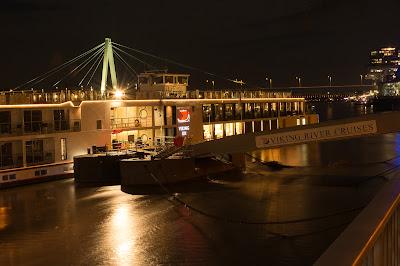 Viking Idi Docked in Cologne