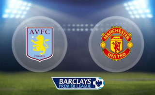 Preview Aston Villa vs Manchester United - Liga Inggris 2015