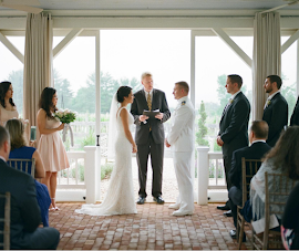 Seeking a friendly, experienced officiant to perform a custom-designed ceremony on your big day?