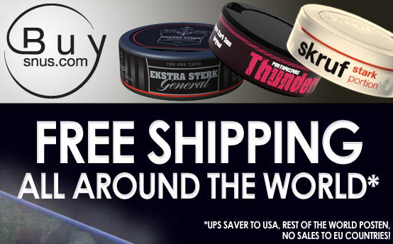 snubie   buysnus   offering free shipping act now