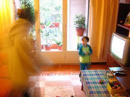 Una impactante imagen de fantasma