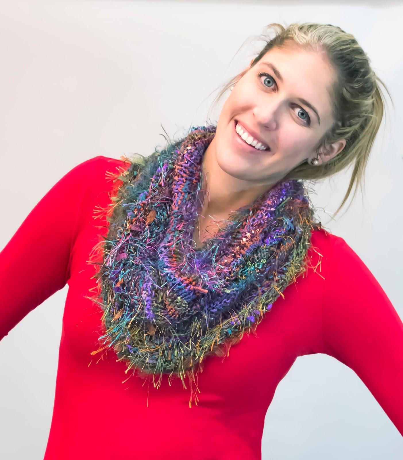 Awesome Eyelash Yarn Knitting Patterns Collection - Blanket Knitting ...