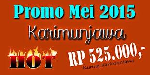 Promo Mei Karimunjawa