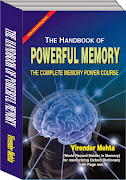 MEMORY GENIUS BOOK IN ENGLISH (HARD COVER)
