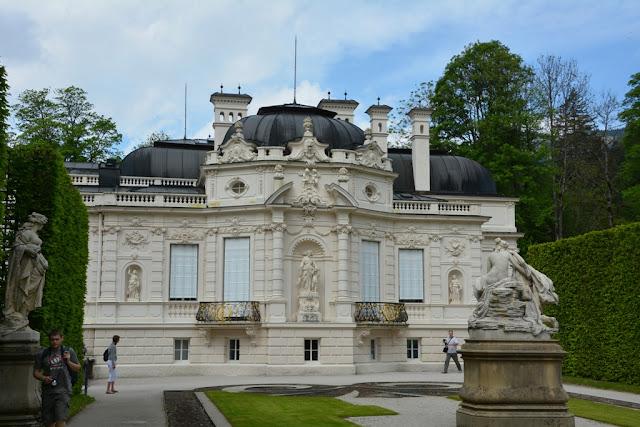 Linderhof Palace Ettal