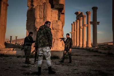 Ιερόσυλοι ISIS