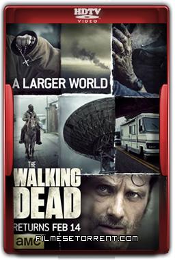 The Walking Dead 6° Temporada Torrent - HDTV 720p e 1080p Legendado