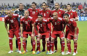 Marruecos enfrenta a Uruguay, Amistoso Internacional