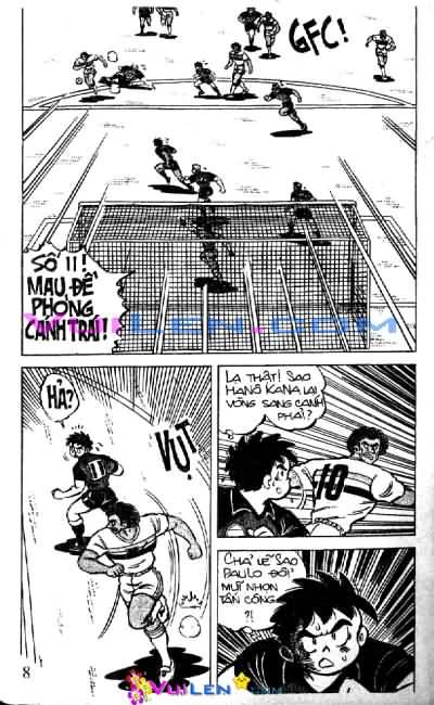 Jindodinho - Đường Dẫn Đến Khung Thành III  Tập 23 page 8 Congtruyen24h