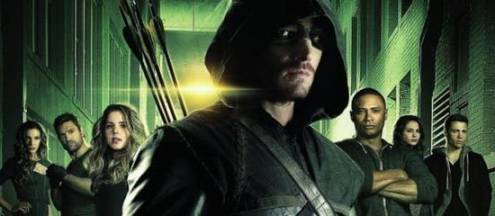 Arrow - Film seri TV Green Arrow Oliver Queen