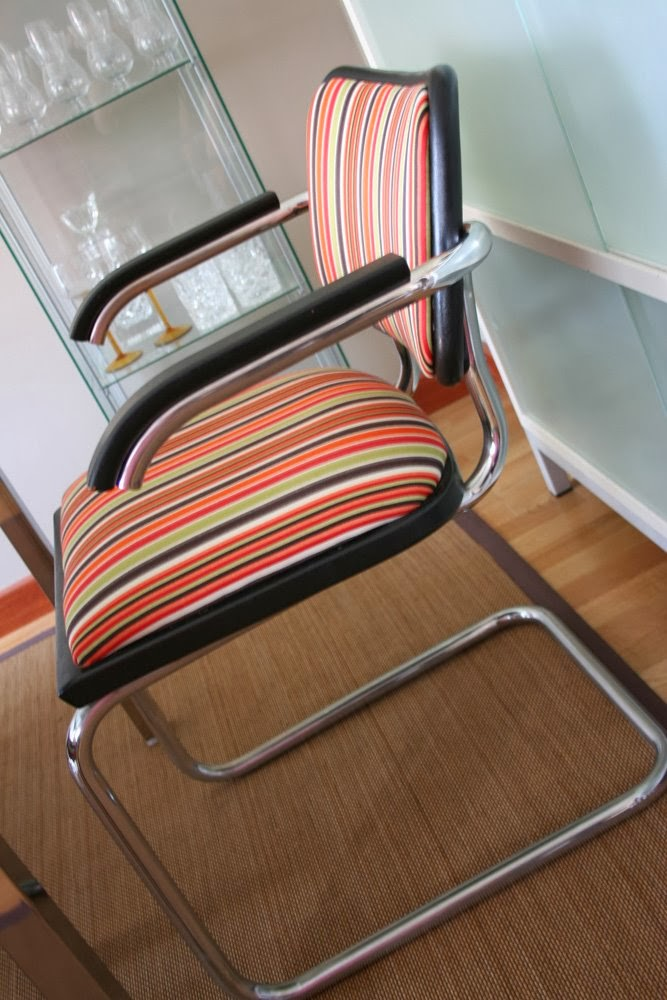 Octubre silla cesca de marcel breuer the deco soul - Silla marcel breuer ...