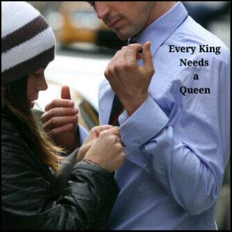 Lazuardi Hati™: Every King Needs a Queen