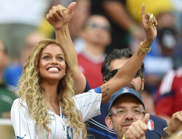 Warna Warni Piala Dunia :) Salam Kemenangan