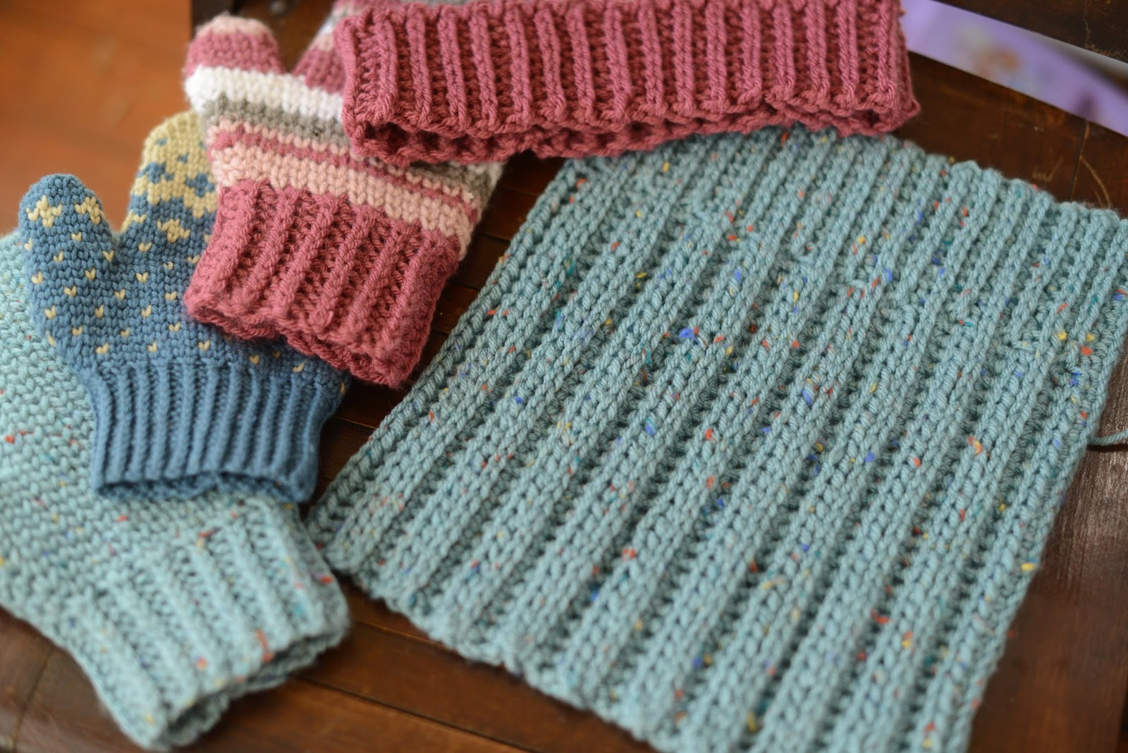 Crochet Rib Stitch : ... of crochet ribbing that is made with slip stitches with a yarn-over