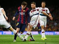 Hasil Barca vs Munchen Tadi Malam Skor 3-0 Liga Champion