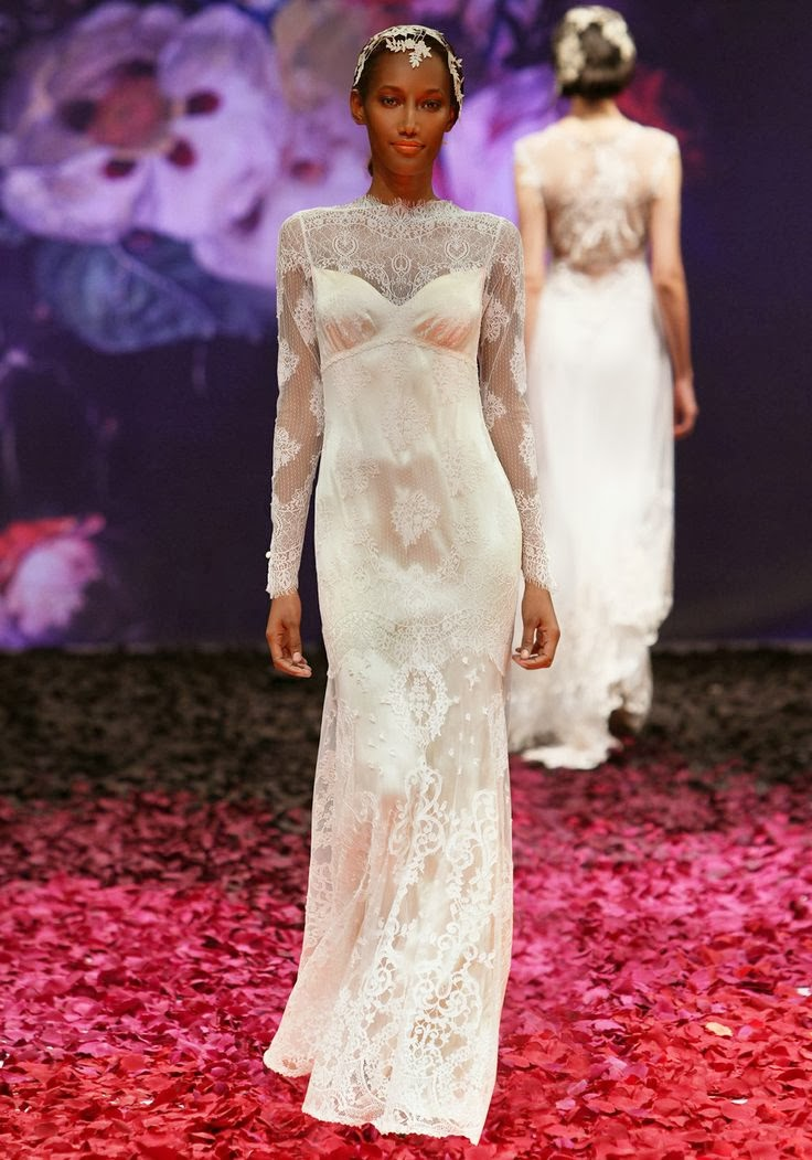 Adeline Wedding Dress - Claire Pettibone