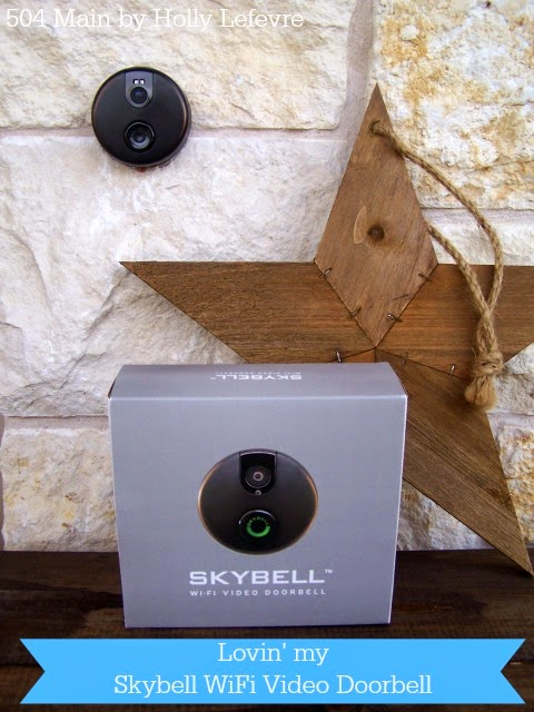 My experience using the Skybell WiFi Video Doorbell
