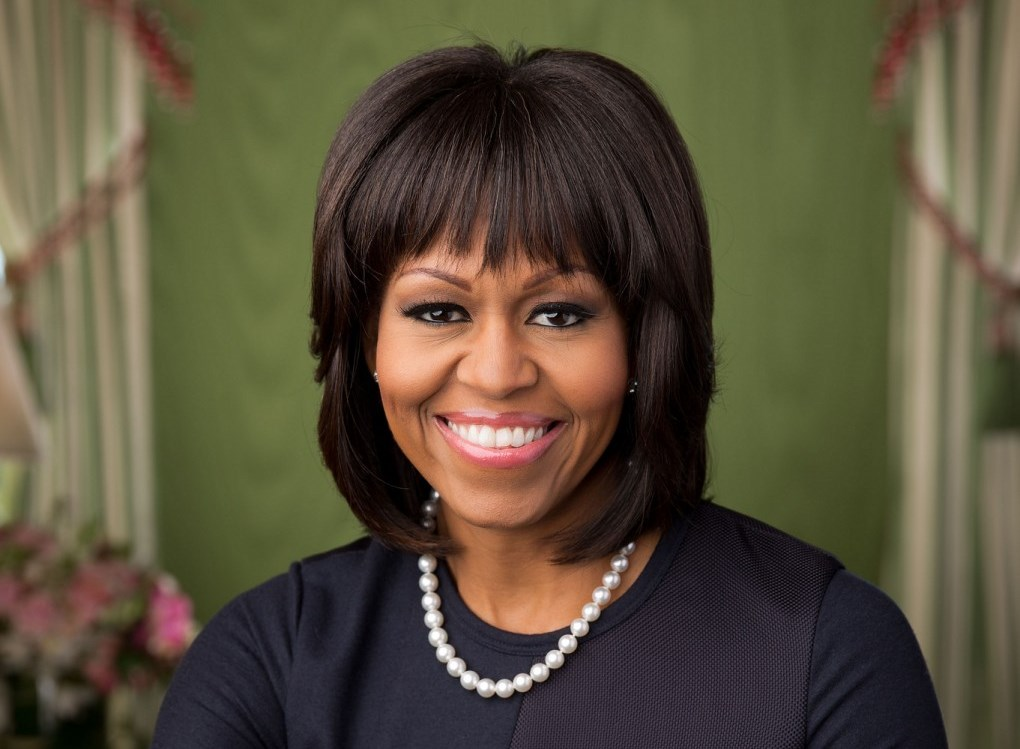 Michelle Obama to talk to South African