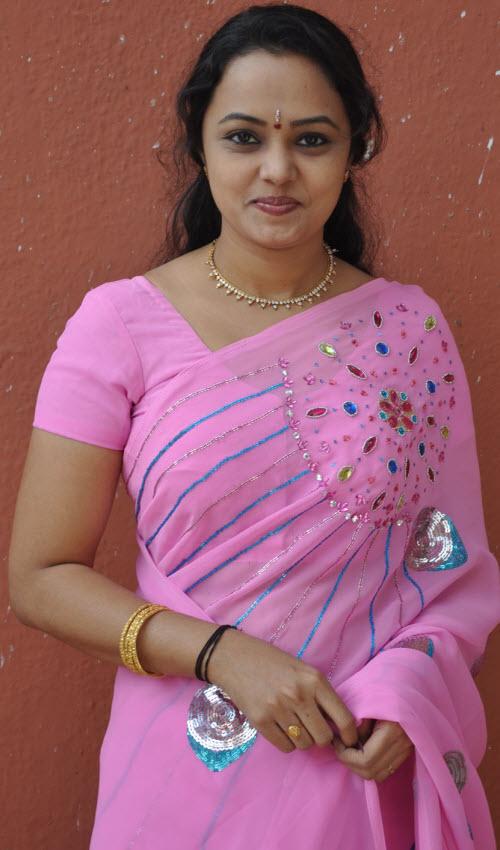 lavanya in saree glamour  images
