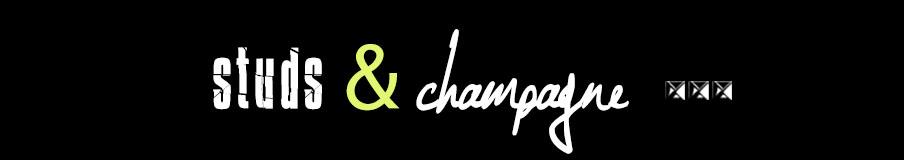 studs & champagne