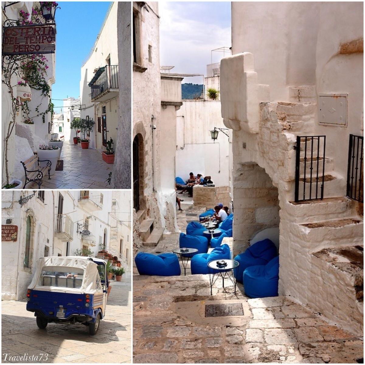 Puglia southern comfort travelista73 - Specchia sant oronzo polignano ...