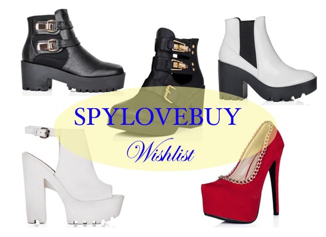 SpyLoveBuy Wishlist A/W 14