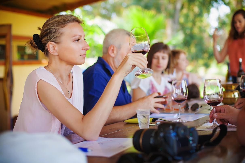 Заказать винный тур в Израиле