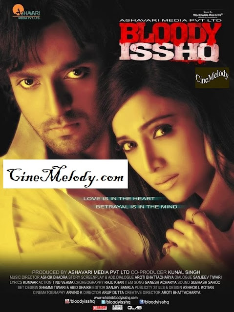 Bloody Isshq  Hindi Mp3 Songs Free  Download  2013