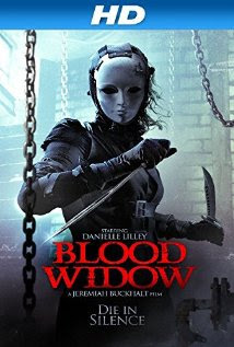 Blood Widow 2014 Bluray 720p 625MB Subtitle Indonesia