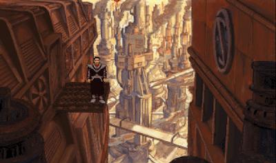 Download Game Gratis Beneath a Steel Sky