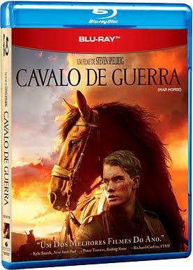 Filme Poster Cavalo de Guerra BDRip XviD Dual Audio & RMVB Dublado