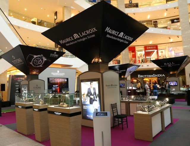 Time Kulture, Contemporary Timepieces Showcase by Swiss Watch Gallery, Pavilion KL