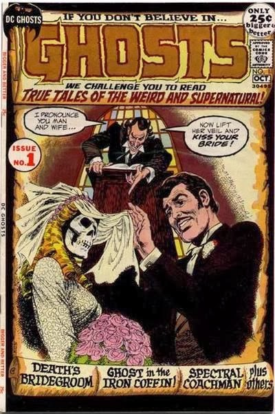 Classic Comic Covers - Page 3 Ghosts1