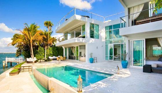 L 39 isola dei sogni foto ville da sogno for Ville moderne con piscina