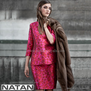 Queen Maxima Style NATAN Dress