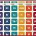 Periodic table of Web Designing