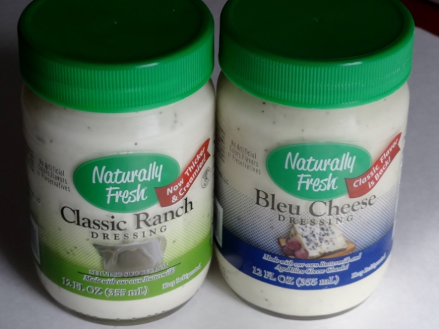 #NaturallyFresh dressings #giveaway MyWAHMPlan.com