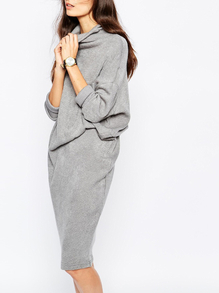 www.shein.com/Grey-Batwing-Sleeve-High-Neck-Dress-p-234359-cat-1727.html?aff_id=2525